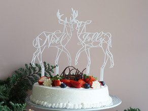 Workshop Modern Calligraphy  Cake Topper or Propのお知らせ