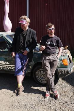 Ville ja Jussi