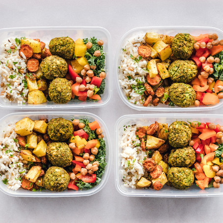 3 Reasons to Meal Prep