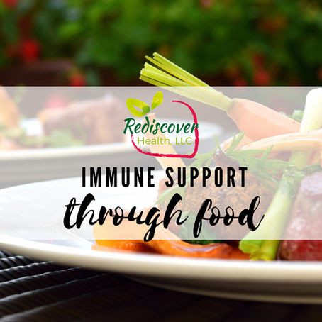 Immune Support through Food