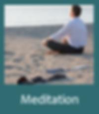 Meditation Button