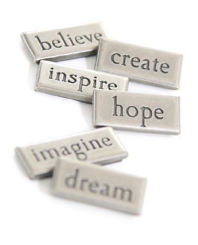 believe, create, inspire, hope, imagine, dream image