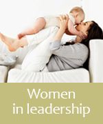 Women in leadership Services Icon