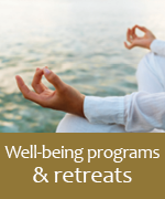 Well-being programs and retreats Service Icon