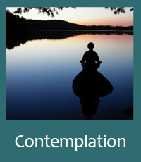 Contemplation Button