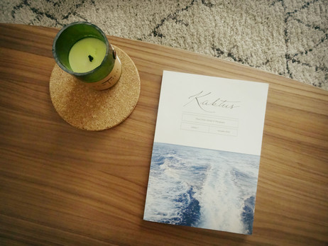 Kaktus Magazine x Wonder where we Land