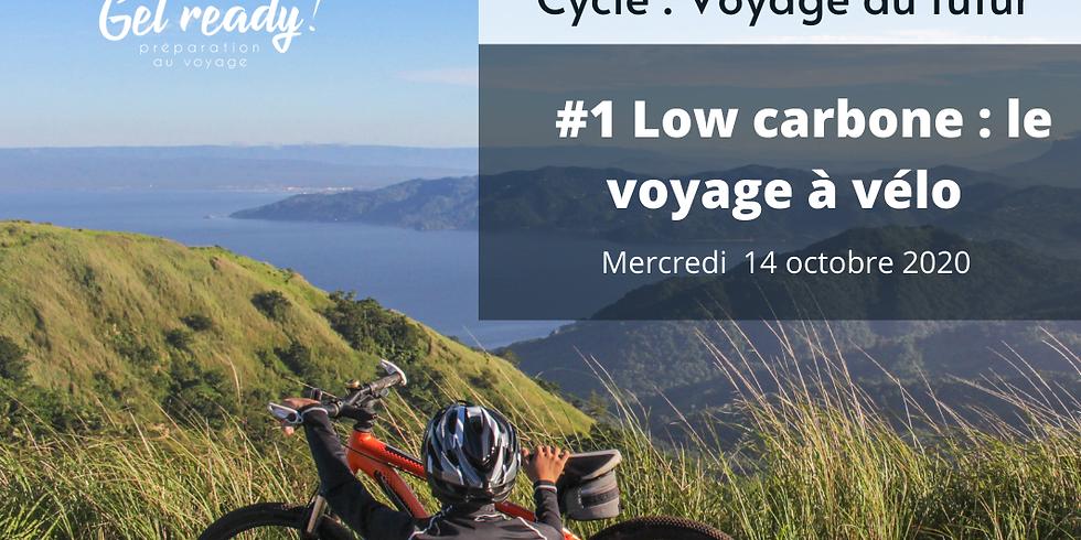 Webinaire / Voyage du futur : Le voyage à vélo