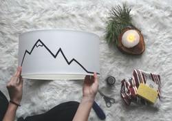 Mountain Lamp