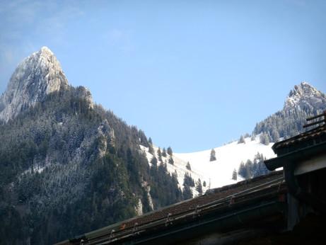 Escapade en Suisse - Gruyères