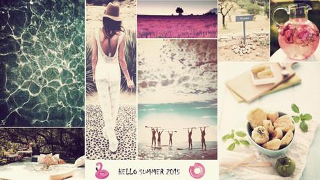 Hello Summer 2015 !