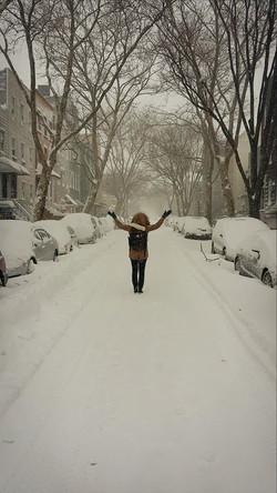 New-York avec Jonas