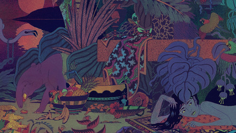 Song of the day #8 - Glass Animals // Hazey