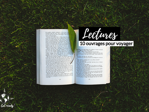 Lectures : 10 ouvrages qui font voyager