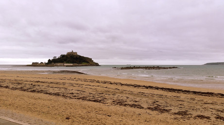 Escapade en UK#4 - Part 4/St Michael's Mount et Marazion