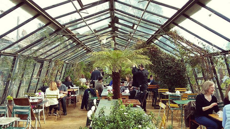 Petersham Nurseries - Richmond
