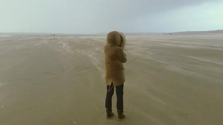 Rye et Camber Sands - Sur la plage abandonnée...