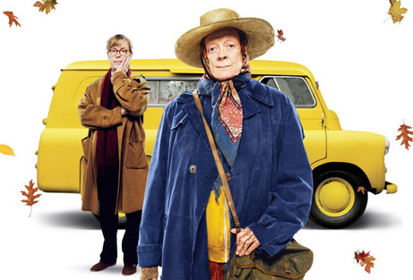 Screen Night - The lady in the van