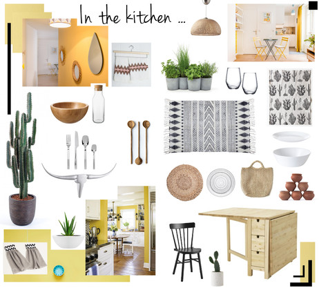 Inspiration Déco Fall 2016 - In the kitchen