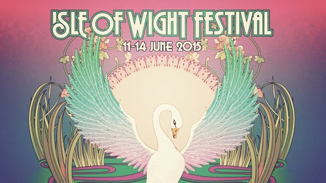 Be sure to wear some flowers in your hair! - Isle of Wight Festival