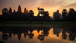 Post Card - Anne-C' au Cambodge!