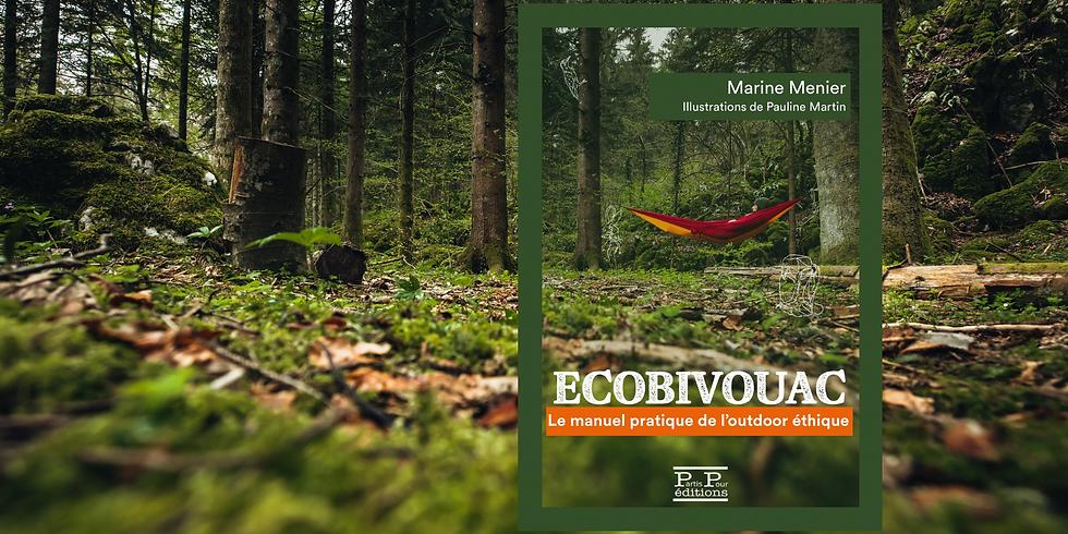 Ecobivouac / Dédicace livre et ateliers - Lille