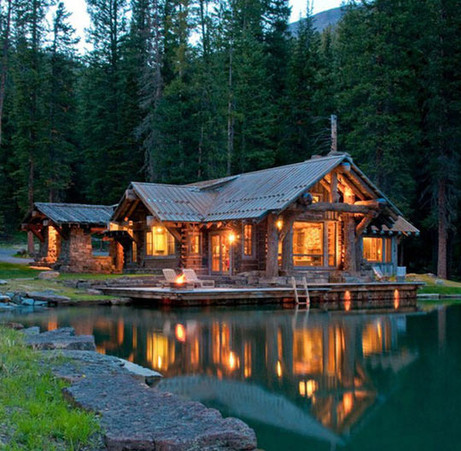 Le futur #1 - Une maison dans les bois