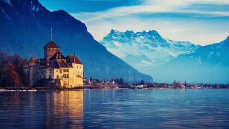 Welcome to Switzerland!