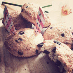 Oh my scone!