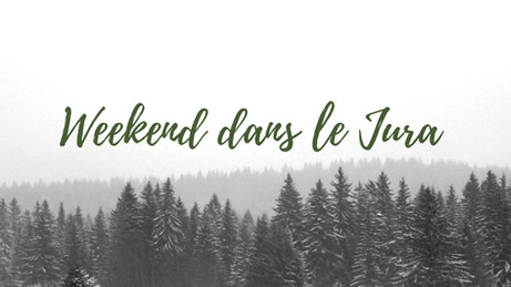 [VIDEO] On the road // Un weekend d'hiver dans le Jura