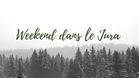 [VIDEO] On the road // Un weekend d'hiver dans le Jura