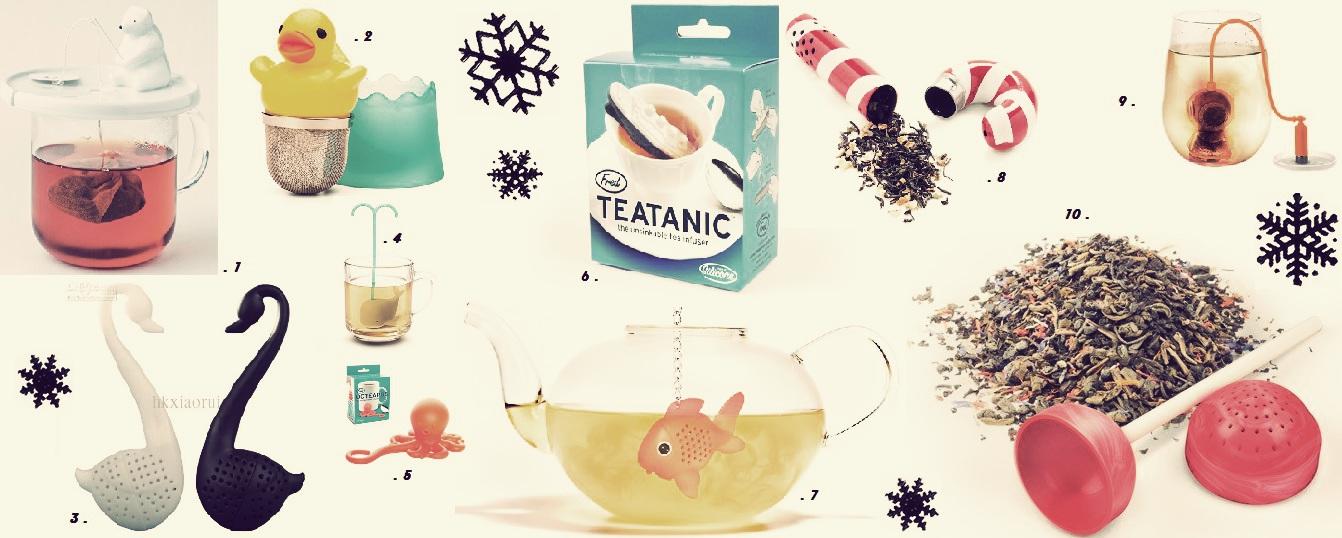 Passion thé