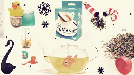 It's all about tea baby!