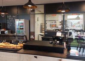 Ouverture de la Deuxième boulangerie AU BON Pain à Pont à Mousson. Bonne ouverture à toute l'équ
