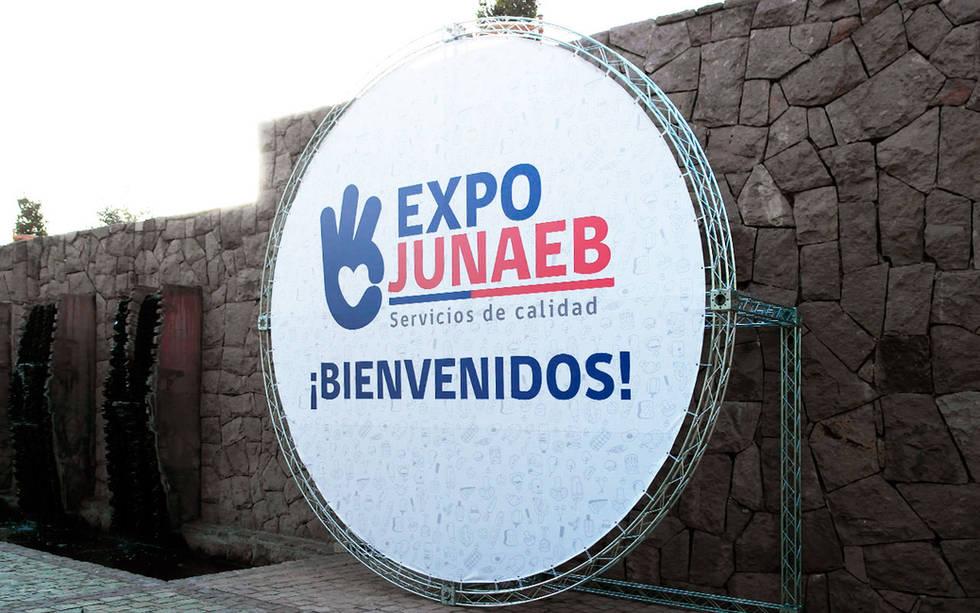 SOPORTE GRAFICO EXPO JUNAEB