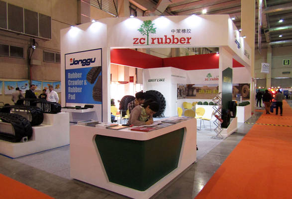 STAND ZC RUBBER