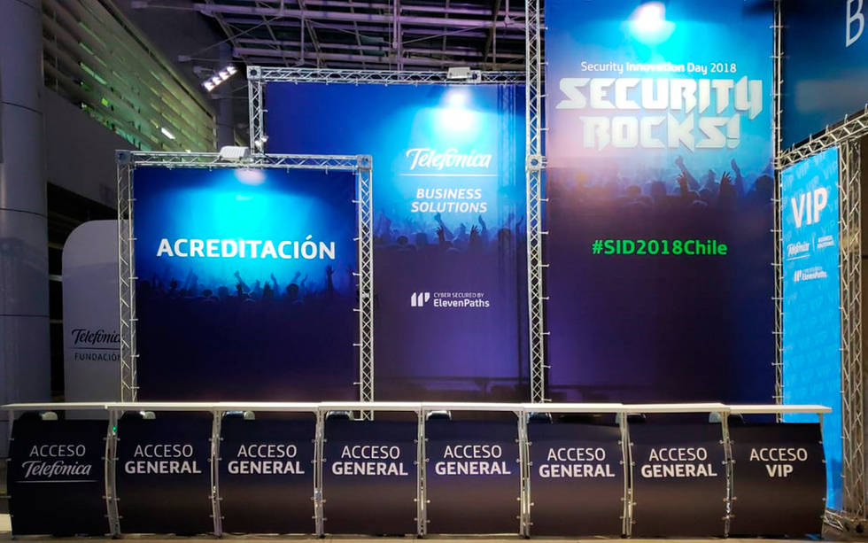 ACREDITACIÓN SECURITY INNOVATION DAY