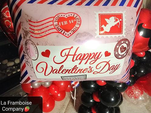 Valentine Balloongram