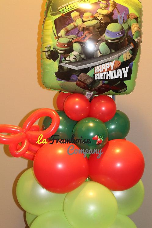 Licensed Balloon Columns & Bouquets