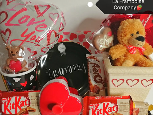 Miniature hearts gift sets