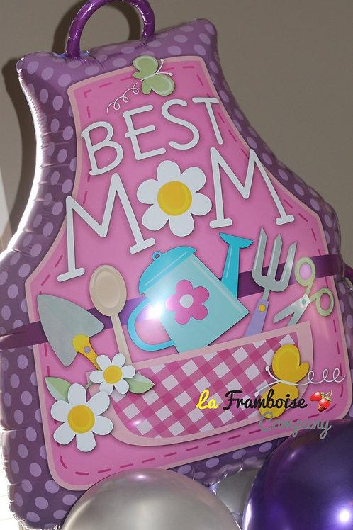 Best Mom Balloon Bouquet