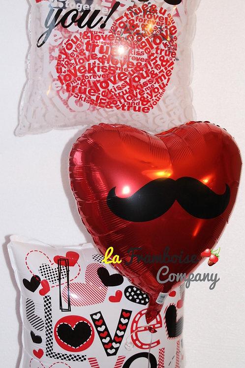 Valentine Balloon Bouquet for him