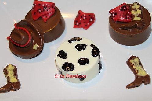 Cowboy themed desserts