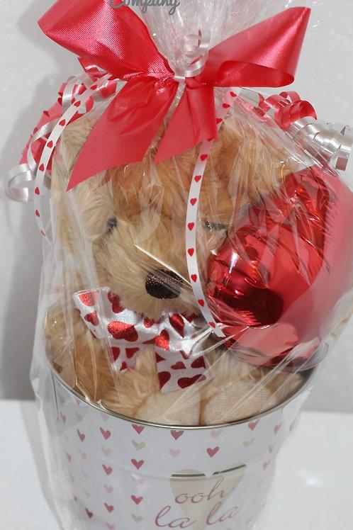 Mini teddy love set