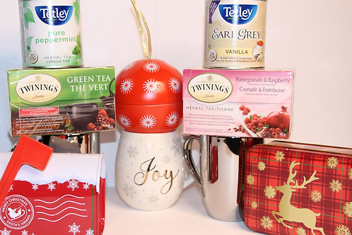 Festive Gifts for the Tea Lover