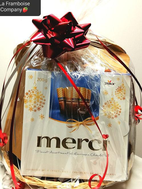 Festive Chocolate Gift Set