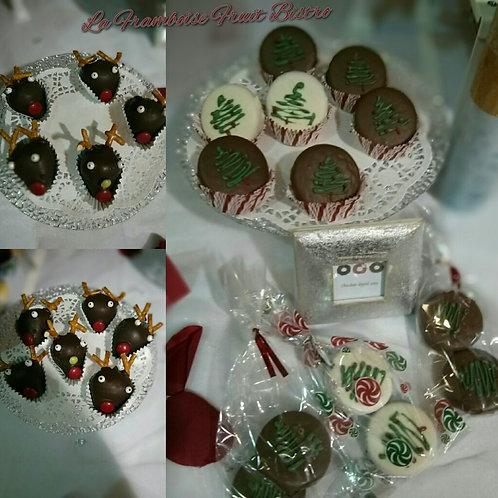 Reindeer Desserts