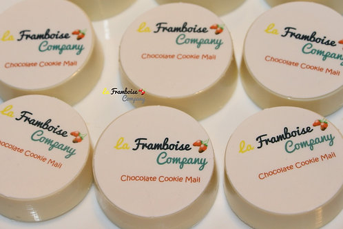 Chocolate cookie mail