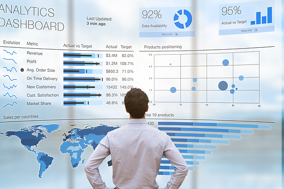 What Is The Relationship Between KPIs And Big Data?