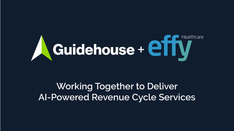 Guidehouse and Effy Healthcare Collaborate to Deliver AI-Powered Revenue Cycle Services