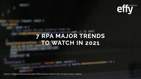 7 RPA Major Trends to Watch in 2021
